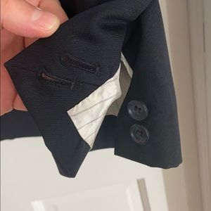 Kenneth Cole Suits & Blazers - Navy blazer 38s, functioning sleeve buttons